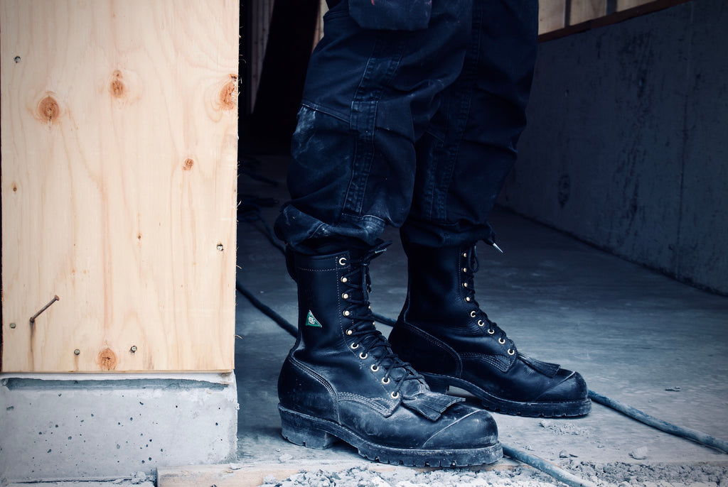 Viberg's Contractor Boot: A history of dedicated craftsmanship.