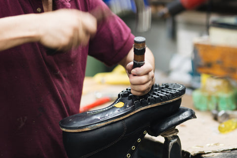 Viberg Workboot Factory