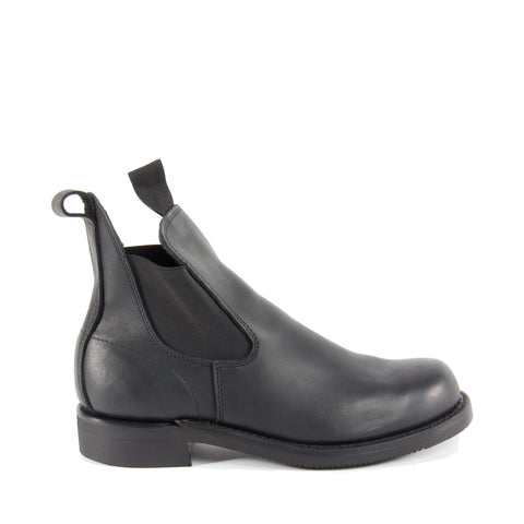 "Romeo 6"" Black Boot"