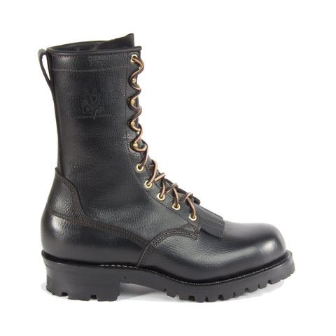 Viberg Explorer boot side view