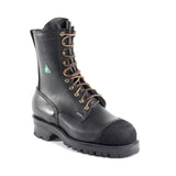 "Lineman 9"" CSA Safety Boot"
