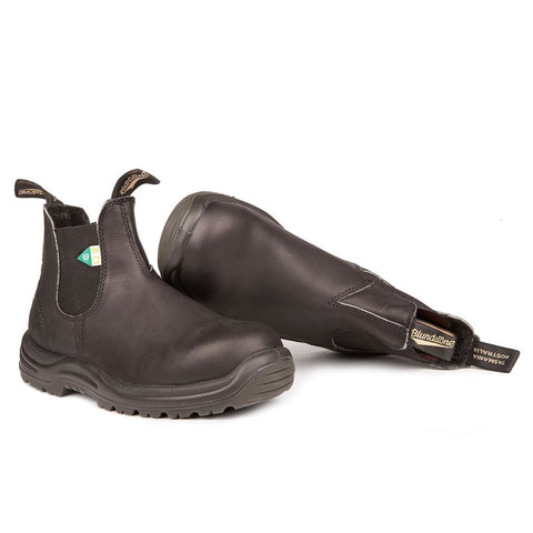 Greenpatch CSA Boot Black