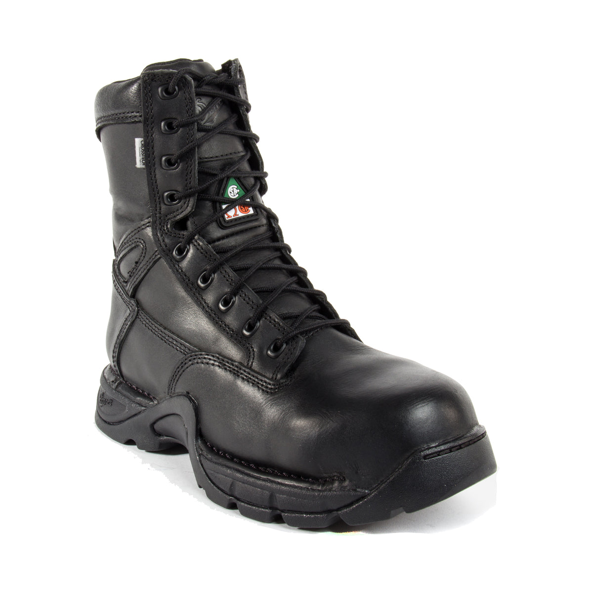 8 Quot Striker Ii Ems Side Zip Csa Boots Workboot