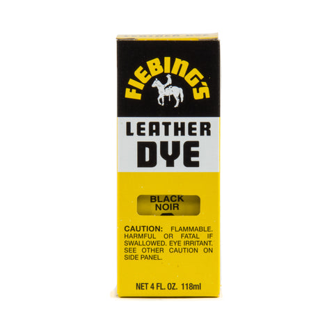 Fiebing's Black Leather Dye
