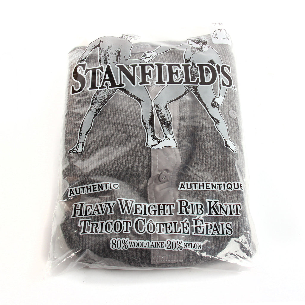Stanfield's Heavy Weight Rib Knit