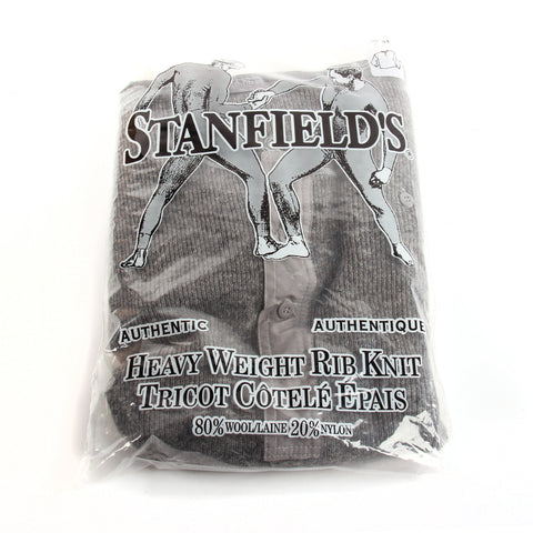 Stanfield's Medium Weight Rib Knit