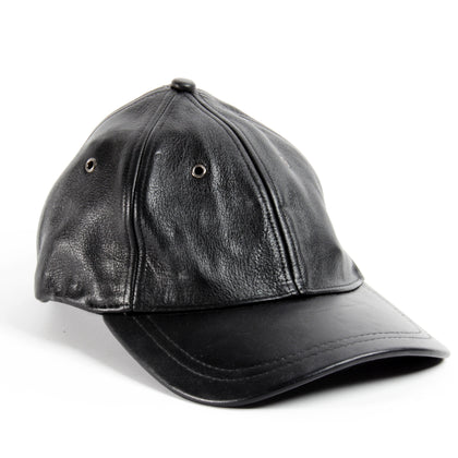 Viberg Leather Hat