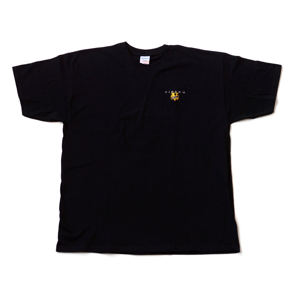 V-BOOT Embroidered Logo Tee by Viberg