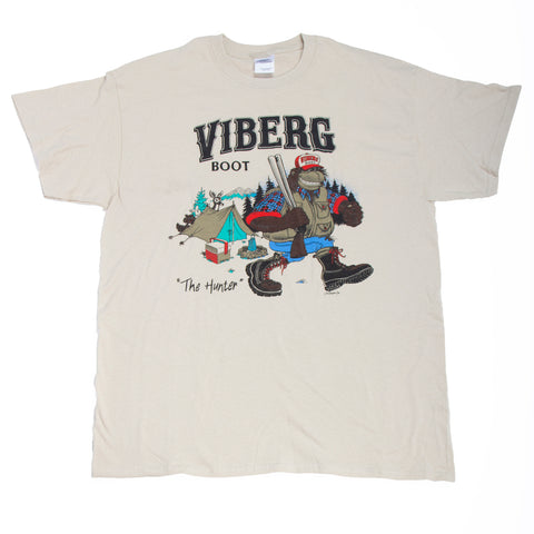 Viberg Shirt Hunter Tan Front