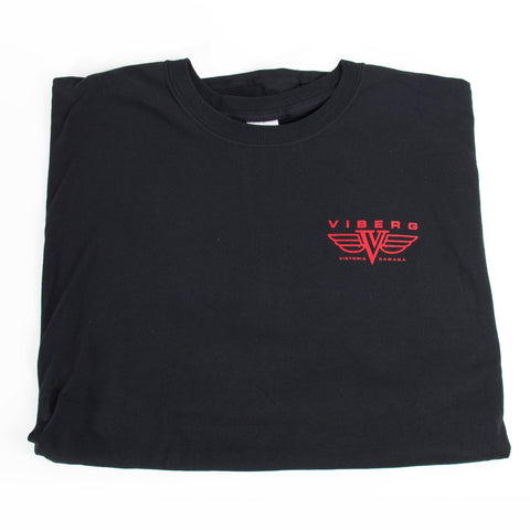 T-Shirt - V-Twin with logo