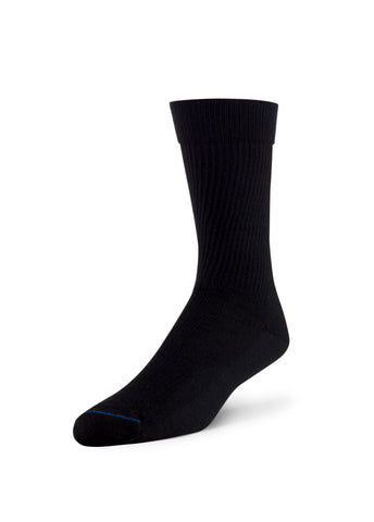 Merino Work Socks, Black