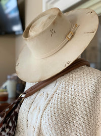 The Outlaw Wide Brim Hat