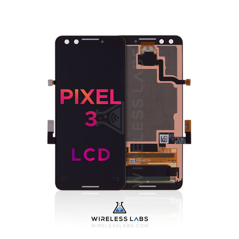 LCD For Pixel 3