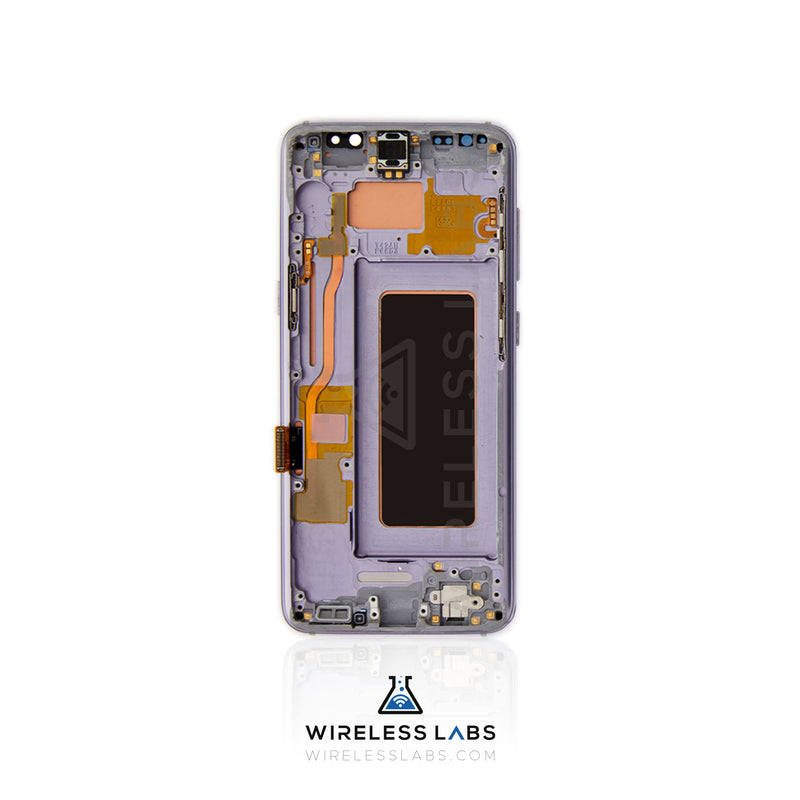 LCD With Frame For Galaxy S8 Plus