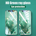 2020 New iPhone Pupil Protection Green Screen Film