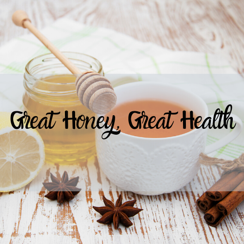 Great Honey, Great Health