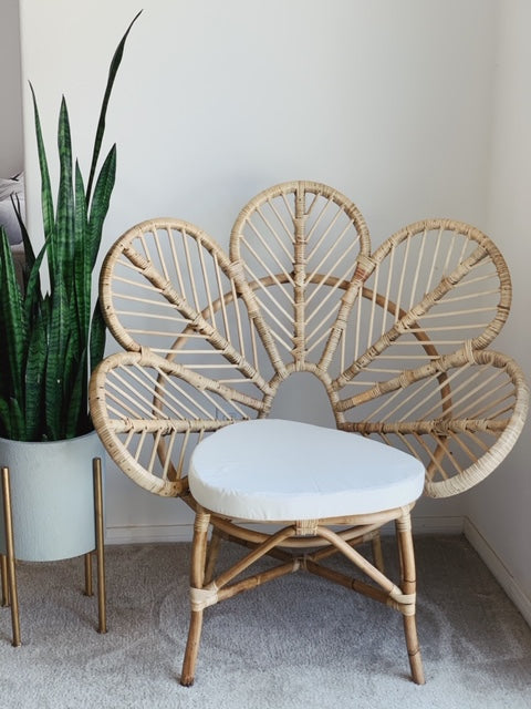 Daisy Rattan Chair