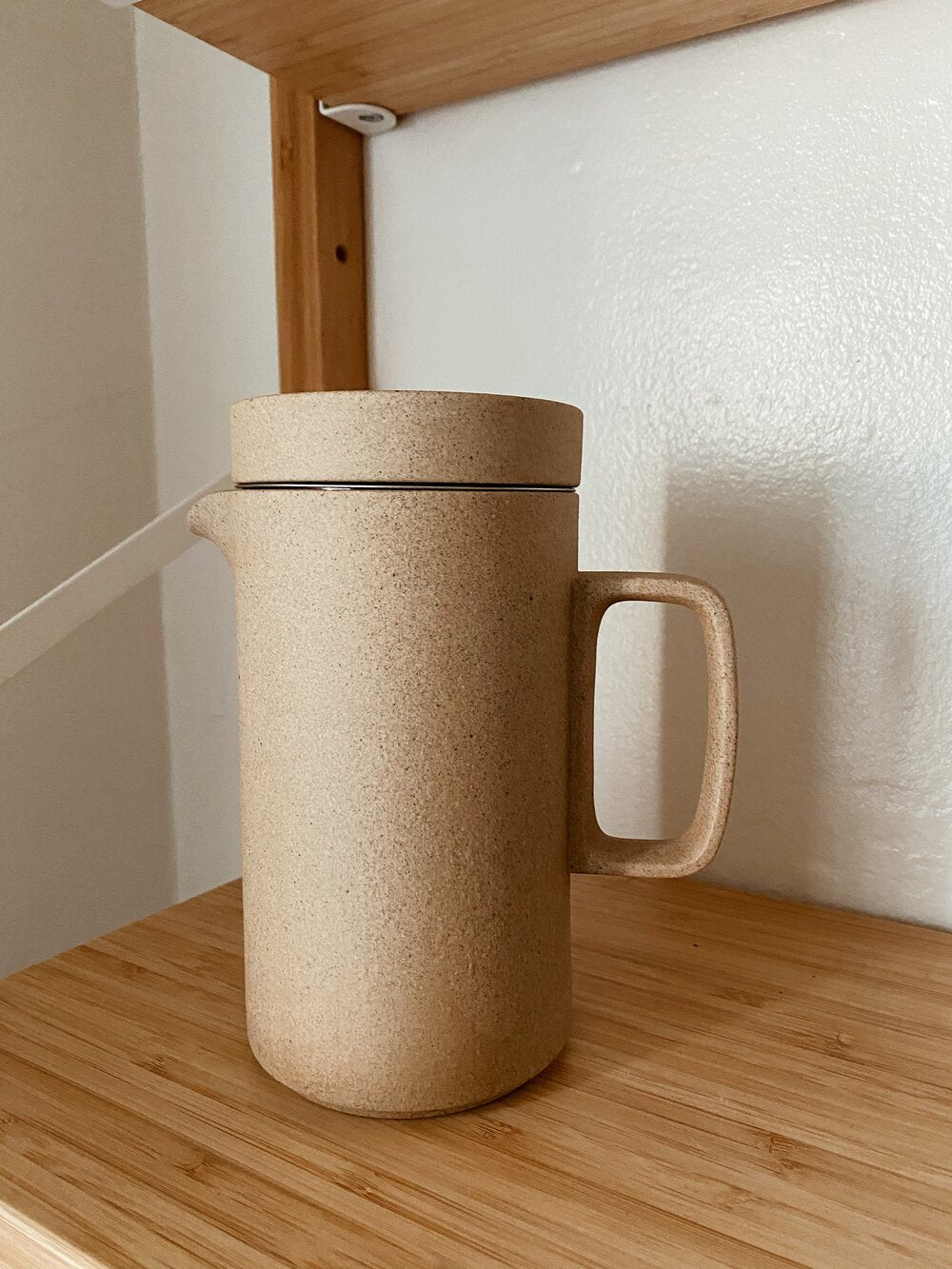 Hasami Porcelain Stoneware Pitcher/Tea Maker