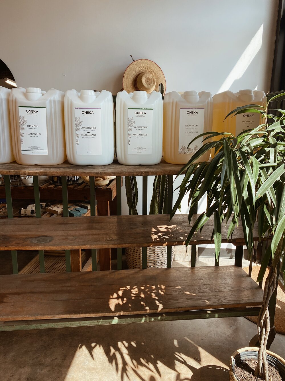 Cedar + Sage Body Wash Organic Fill Station