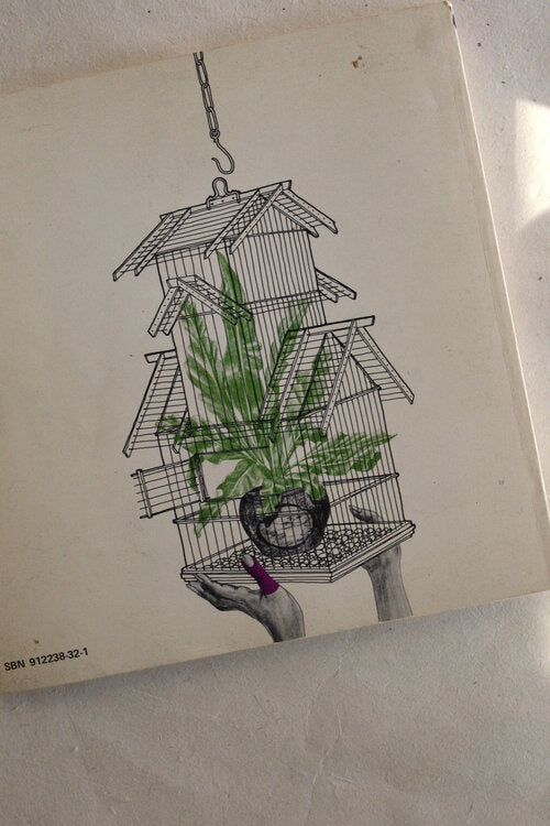 "1970s ""House Plants for the Purple Thumb"" Book"