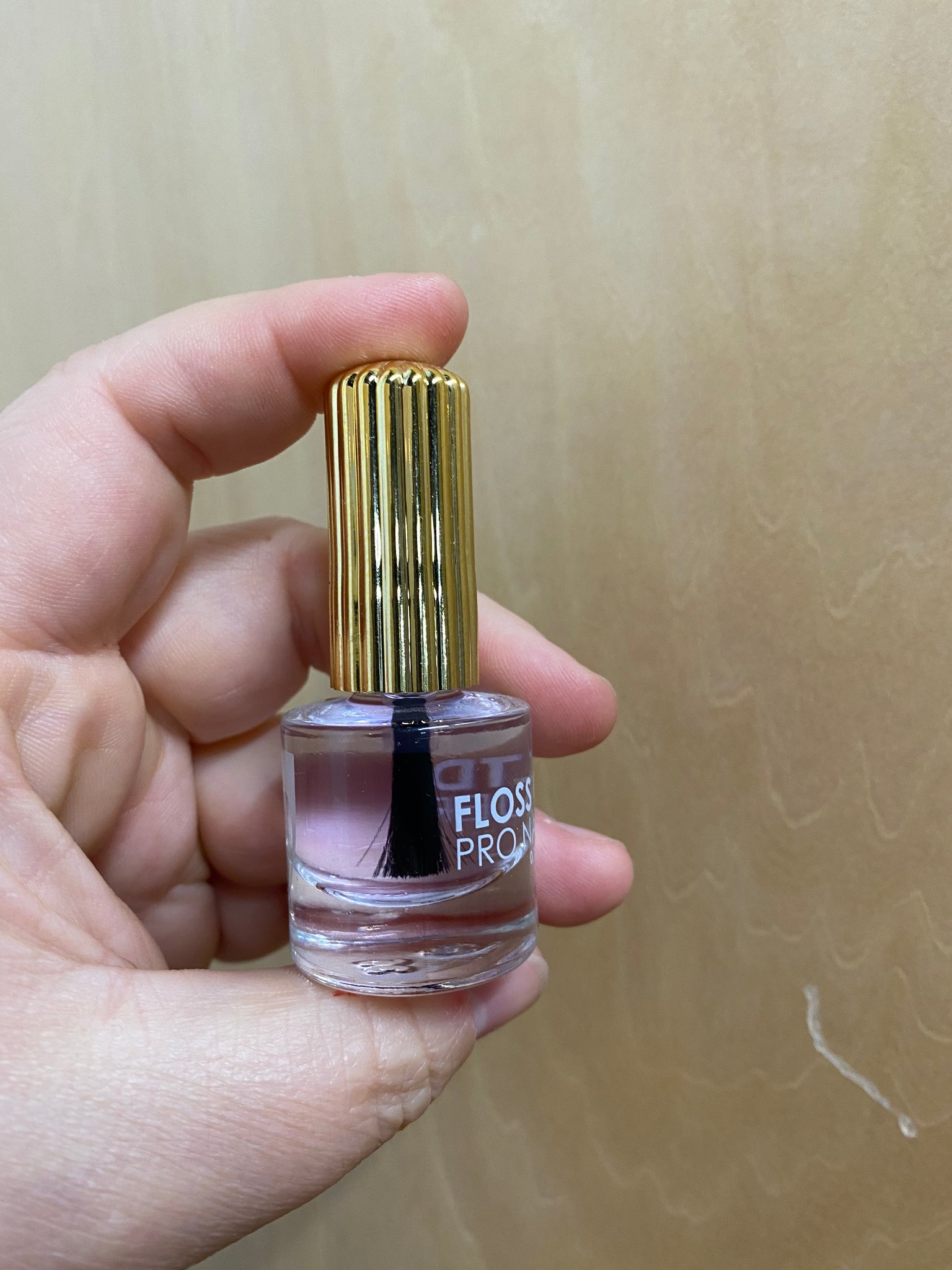 Floss  Gloss Kind Nail Polish