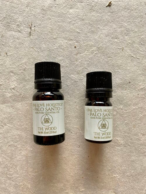 Palo Santo Wood Essential Oil - Sustainably and Ethically Sourced