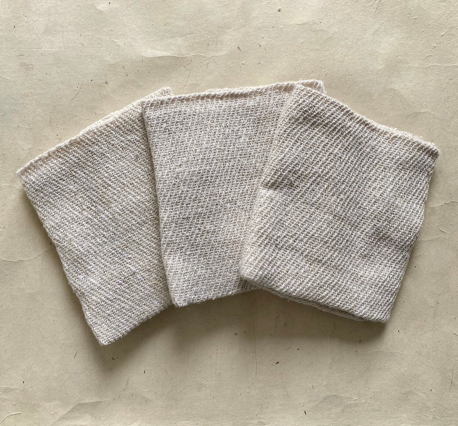 Set of 3 Cotton Everywhere Towels