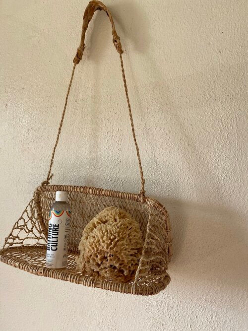 Handmade Huacal Basket (Presale)