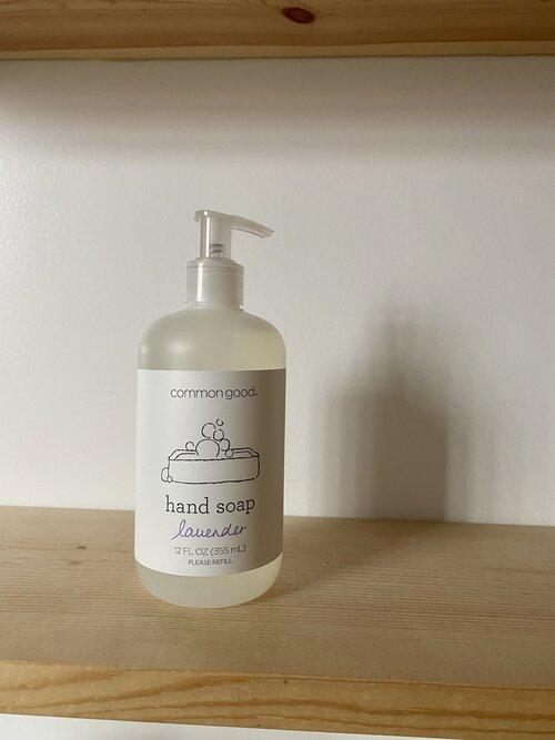 All Natural, Sustainable and Biodegradable Soaps and Cleaners