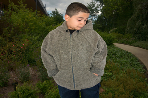 Hooded Jacket (Boys) - Clearance