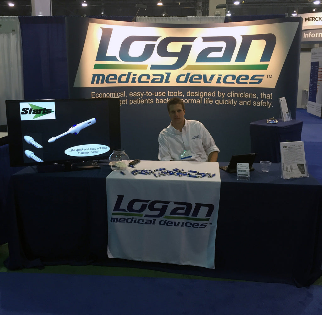 Logan Medical Hop Up Display - Project Portfolio