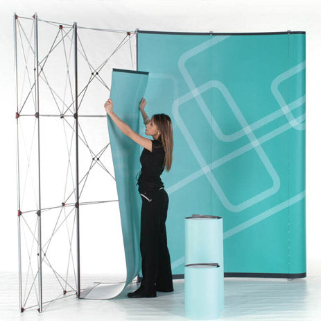 Pop-up Display Replacement Graphic Panels