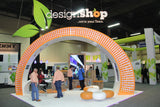 Design Shop Trade Show Booth