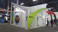 EFI Booth at EXHIBITORLIVE 2017