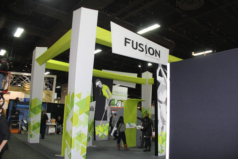 Fusion Trade Show Display