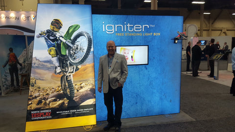 Igniter Trade Show Booth