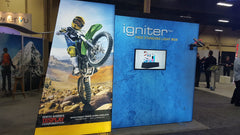 Igniter Display Trade Show Booth