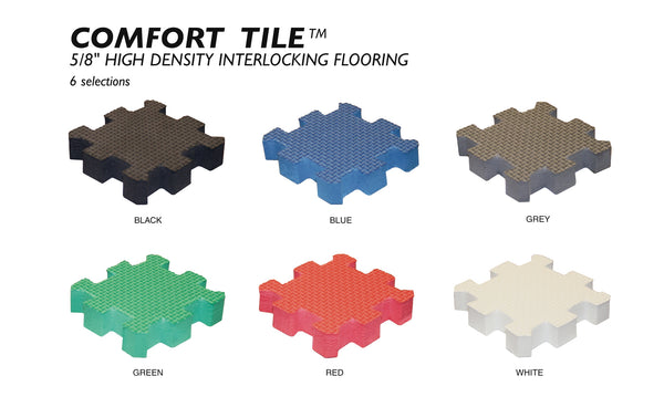 Interlocking Foam Flooring Color Options