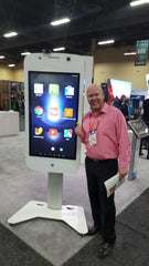 iPhone Display at EXHIBITORLIVE