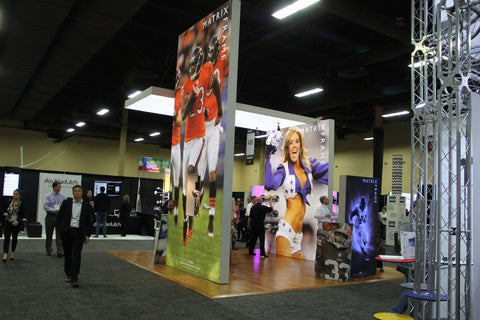 Trade Show Light Box Displays
