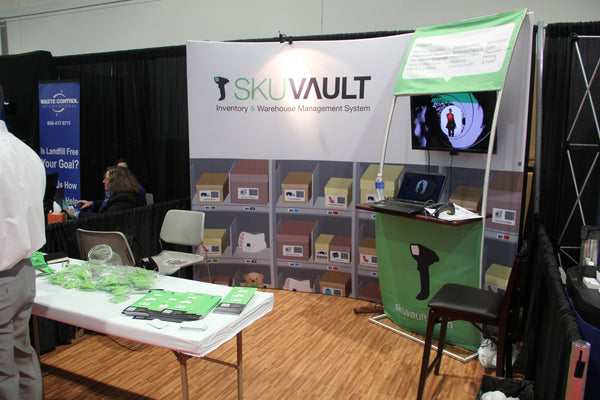 SkuVault Formulate Display