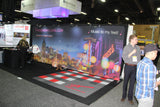 Trade Show Flooring Display