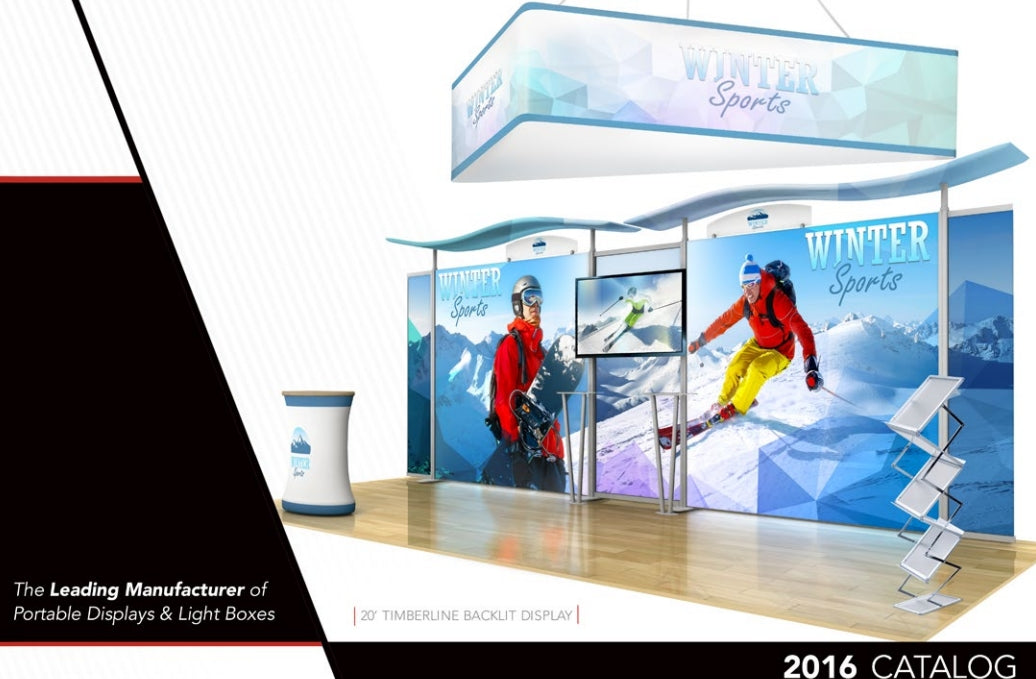 Trade Show Booth Idea Catalog