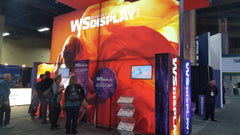 WS Display Lightboxes at EXHIBITORLIVE 2017