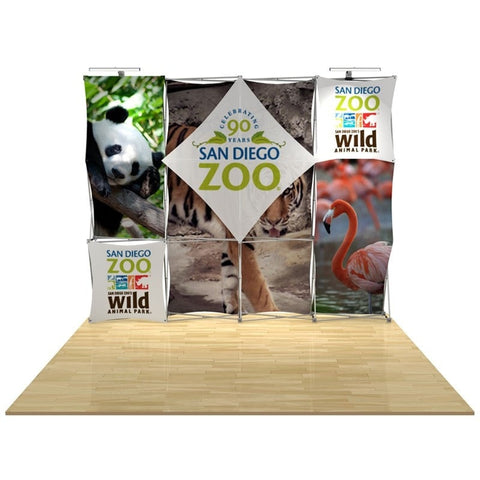 3D Snap Pop-up Display