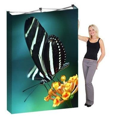HopUp 5ft x 7ft Tension Fabric Display