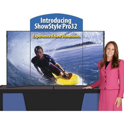 Trade Show Showstyle Pro 32 Pop-up Display