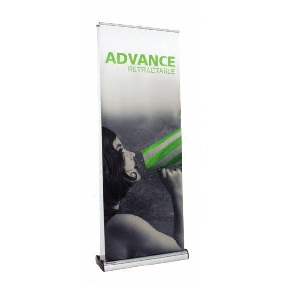 Trade Show Advance Retractable Banner Stand Front