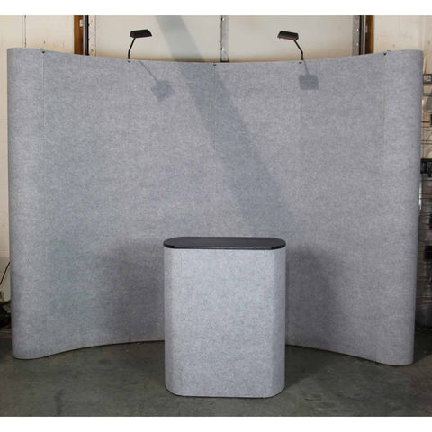TSJ Aluminum Pop-up Display - Used