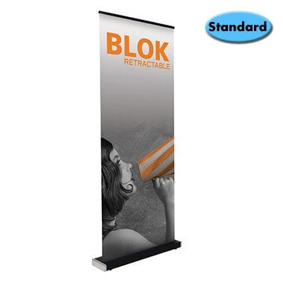 Blok Trade Show Banner Stand